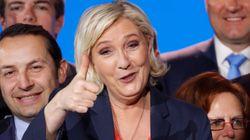 Marine Le Pen a trouvé un point positif à l'accord européen sur les