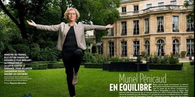 Après sa photo détournée en masse, Muriel Pénicaud
