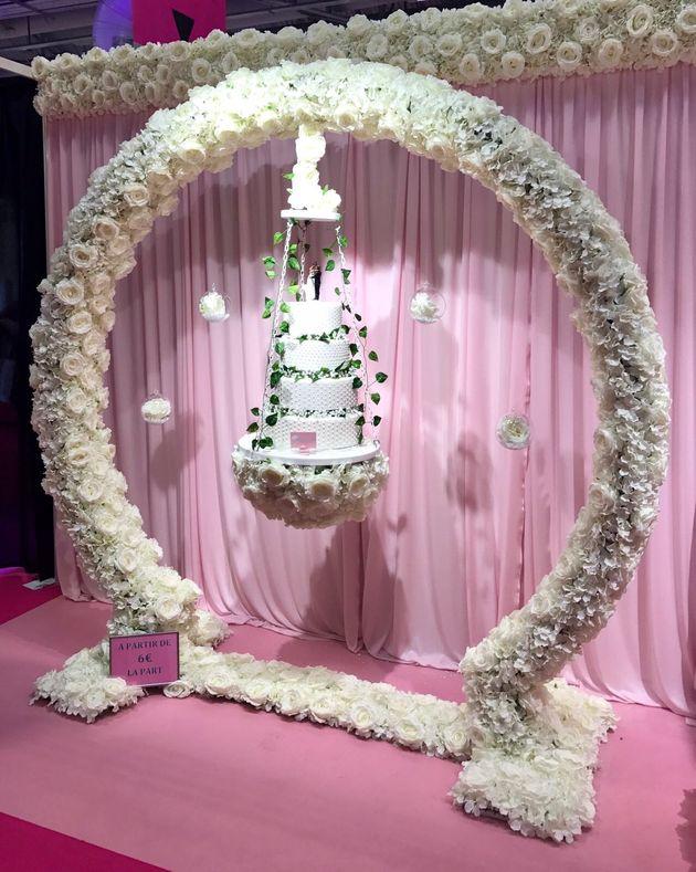 Ces Gâteaux De Mariage Suspendus Sont Renversants Le