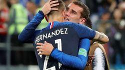 Griezmann en larmes après France-Belgique: Pourquoi pleure-t-on de