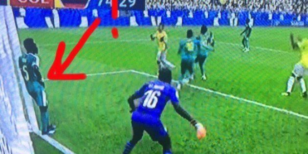 Coupe du monde 2018: La pose de Idrissa Gana Gueye, star du Sénégal, pendant le but de la Colombie inspire...