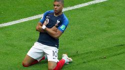 Après le match contre l'Argentine, Mbappé et Pavard ont de nouveaux
