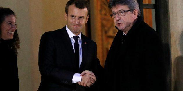 La France insoumise boycottera (encore) le Congrès d'Emmanuel