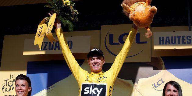 Christopher Froome, blanchi des accusations de dopage, pourra participer au Tour de France