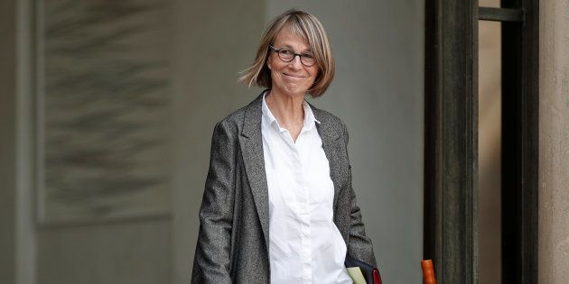 La Ministre de la Culture Françoise Nyssen admet