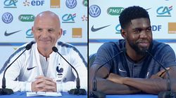 Uruguay-France: La blague osée d'Umtiti va devenir un running