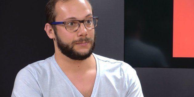 Arnaud Gauthier-Fawas est porte-parole en charge des questions internationales pour l'inter-LGBT.