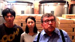 Ce couple japonais produit un vin français très à la mode, mais risque