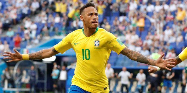 Brésil-Mexique à la Coupe du monde 2018: le résumé et les buts en