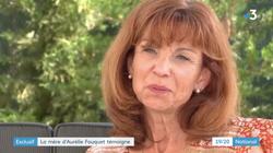 La mère d'Aurélie Fouquet, victime de Redoine Faïd,