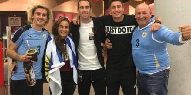 France-Uruguay à la Coupe du Monde 2018: 8 gestes qui prouvent l'amour de Griezmann pour