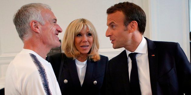 Plan pauvreté: très attendue, la présentation des mesures par Macron dépendra des résultats de l'Équipe...