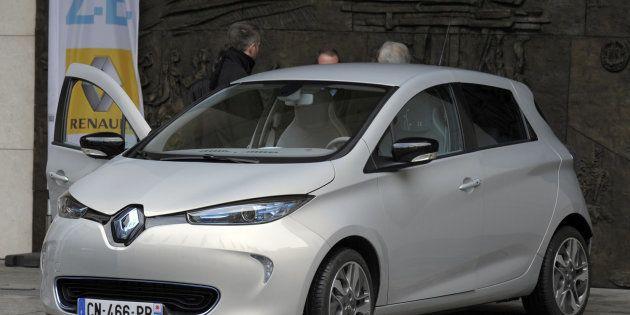 La Zoe électrique du groupe Renault remplacera les Bluecar du groupe Bolloré à compter de septembre