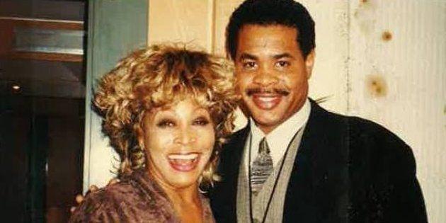Tina Turner en compagnie de son fils aîné Craig, décédé mardi 3 juillet