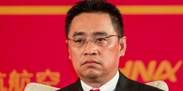 Wang Jian, un grand patron chinois meurt d'une chute en voulant prendre une photo dans le