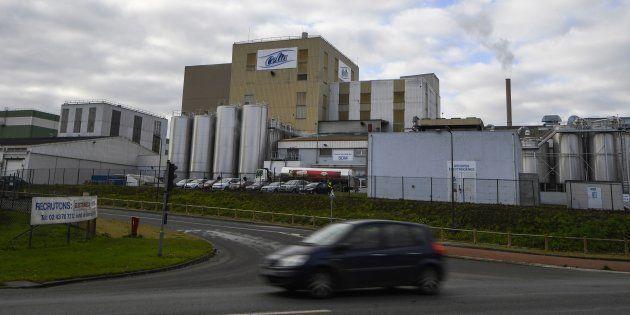 Lactalis: l'usine de Craon va reprendre sa production de lait infantile, qui ne sera pas vendu pour le