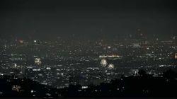 Pour les feux d'artifice de la fête nationale américaine, Los Angeles ne fait pas les choses à