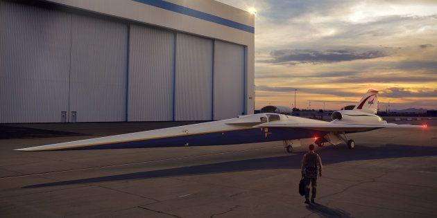 La Nasa va tester un avion