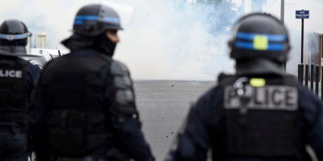Nantes: le policier auteur du tir qui a tué le jeune homme placé en garde à