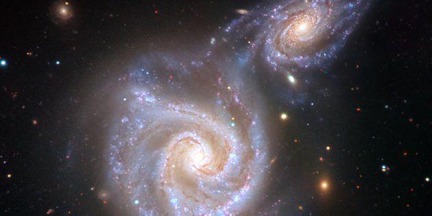 La Voie lactée a été percutée par une galaxie saucisse il y a 8 milliards