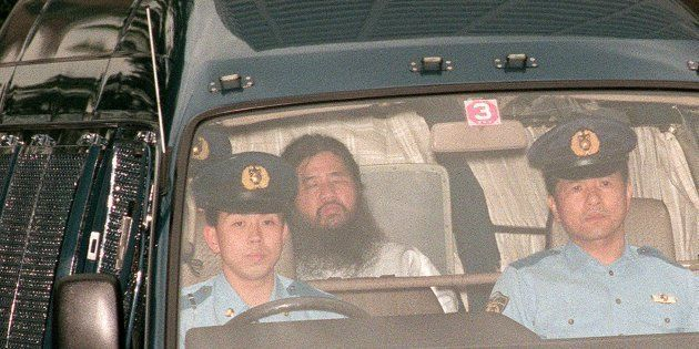 Japon: l'ex-gourou de la secte Aum et 6 autres de ses membres ont été