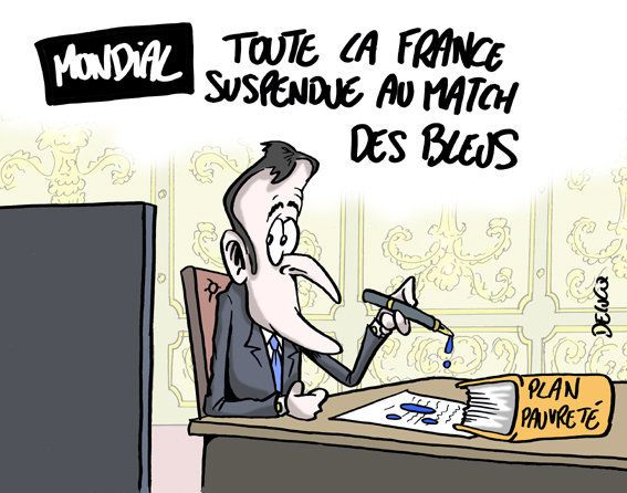 France - Uruguay: Peut-on regarder le match au