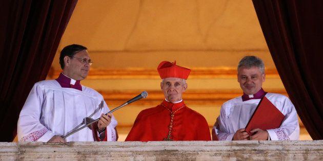 Mort de Jean-Louis Tauran, le cardinal français qui avait annoncé au monde l'élection du pape