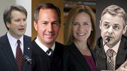 Le profil des favoris de Trump pour la Cour suprême en dit long sur le virage à droite qui