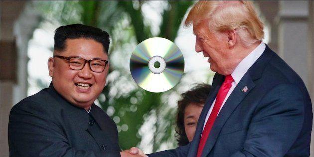 Donald Trump a offert à Kim Jong-Un un cadeau très