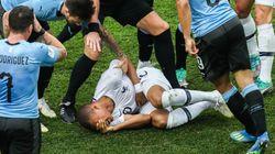 Mbappé s'est-il un peu trop inspiré de Neymar lors de