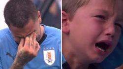 Ces larmes uruguayennes nous feraient presque regretter la défaite de la Celeste (ou