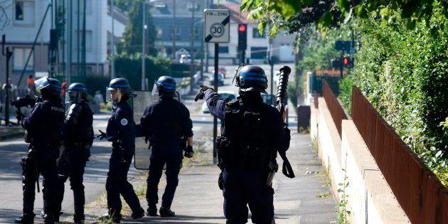 Mort d'Aboubakar F. à Nantes: des policiers sur le terrain après les violences
