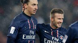 Ibra lance un drôle de défi à Beckham avant le quart de finale