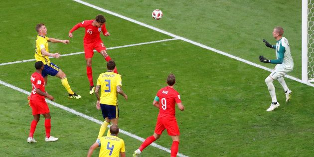Suède-Angleterre à la Coupe du monde 2018: les deux têtes puissantes qui envoient les Anglais en