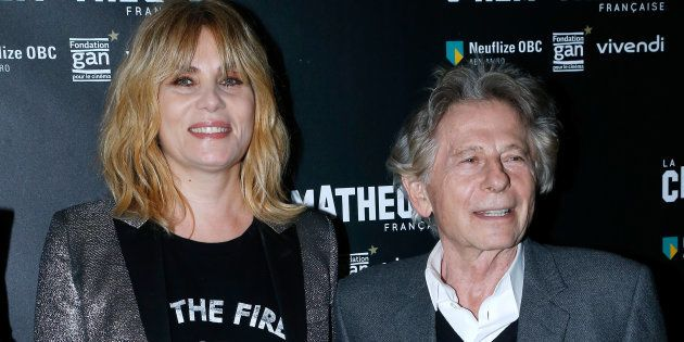 Oscars: La femme de Roman Polanski, Emmanuelle Seigner, refuse de rejoindre