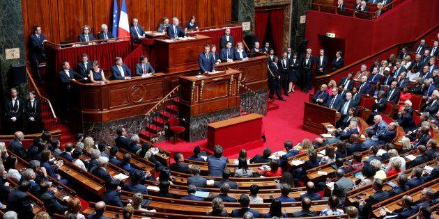 Congrès de Versailles: qui sera présent ou absent? (photo: le Congrès du 3 juillet