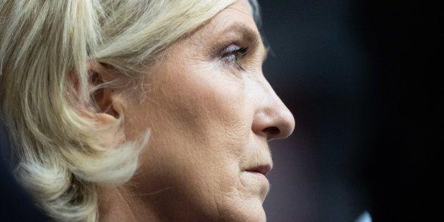 Rassemblement National: La justice saisit 2 millions d'euros, Marine Le Pen dénonce