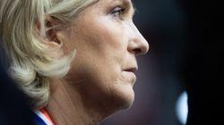 La justice saisit 2 millions d'euros au RN, Le Pen dénonce un