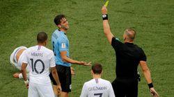 Après l'arbitre argentin contre l'Uruguay, les Bleus arbitrés par un uruguayen contre la