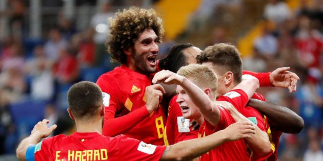 24 raisons pour lesquelles les Diables Rouges de l'équipe de Belgique doivent aller en finale de la Coupe...