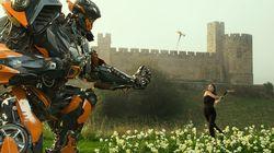 Omar Sy est un robot dans
