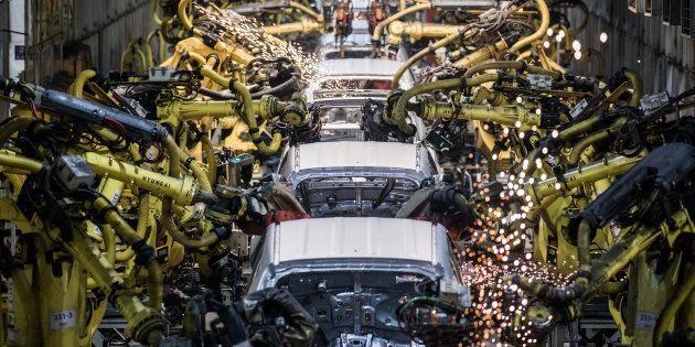 Et si Trump avait gagné à cause des robots dans les usines américaines ? Une nouvelle étude fait le lien...