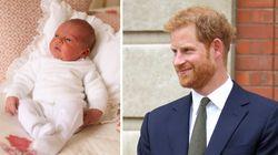 Le cadeau du Prince Harry pour le baptême de son neveu Louis est un clin d'oeil à