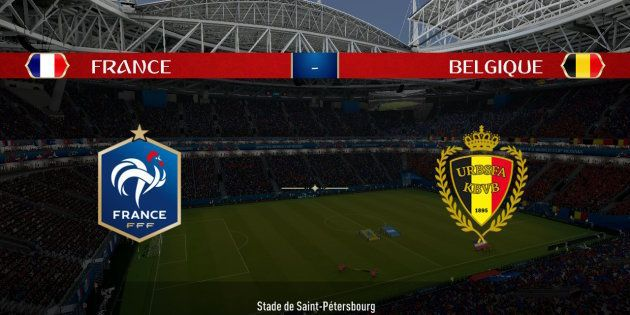 Pronostic France-Belgique à la Coupe du monde: l'intelligence artificielle de Fifa 18 donne un avantage...
