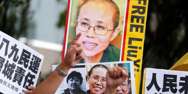 Liu Xia, la veuve de Liu Xiaobo a quitté la Chine après 8 ans enfermée chez