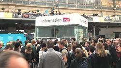 Retour à la normale sur les lignes de RER et Eurostar après une panne électrique à Gare du