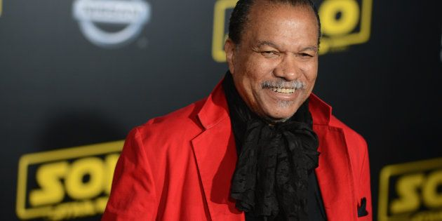 Billy Dee Williams à l'avant-première