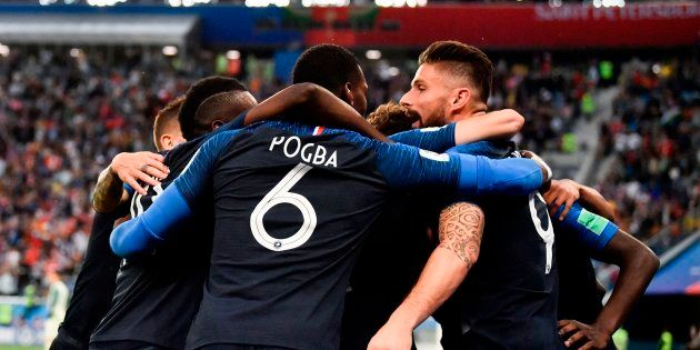 Revivez France - Belgique à la Coupe du Monde 2018 avec le meilleur (et le pire) du