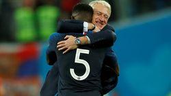 Le résumé de France-Belgique et le but vainqueur d'Umtiti au