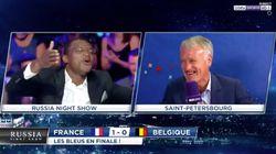 Après France-Belgique, la séquence géniale entre Deschamps et